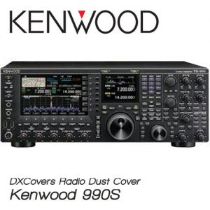 DX Covers Radio Cover TS 990S