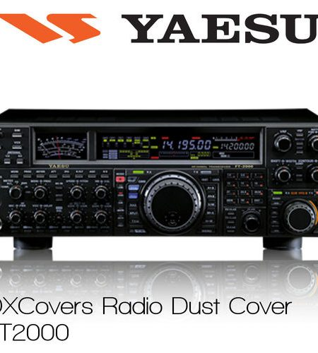 DX Covers Radio Cover FT 2000