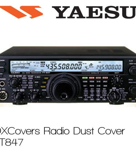 DX Covers FT 847