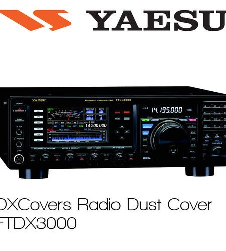 DX Covers Radio Cover FT DX3000