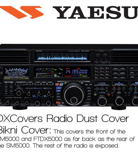 DX Covers FT DX5000MP