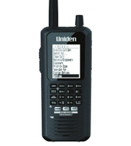 UNIDEN UBCD3600XLT DIGiTAL SCANNER RECEIVER 25-1300MHz