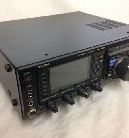 yaesu ft-dx1200 used lamco lamco