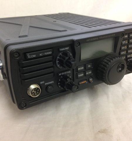 Icom IC 7200 Used Left 15