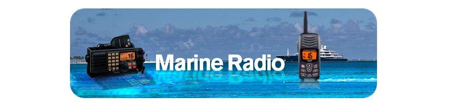 Marine Radio Banner