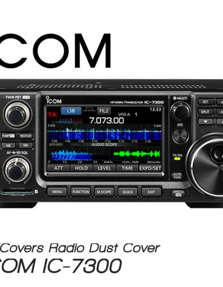 ICOM IC-7300 DX Covers