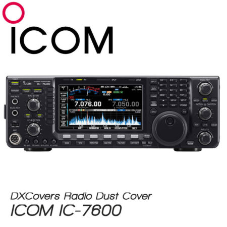ICOM IC-7600 DX Covers