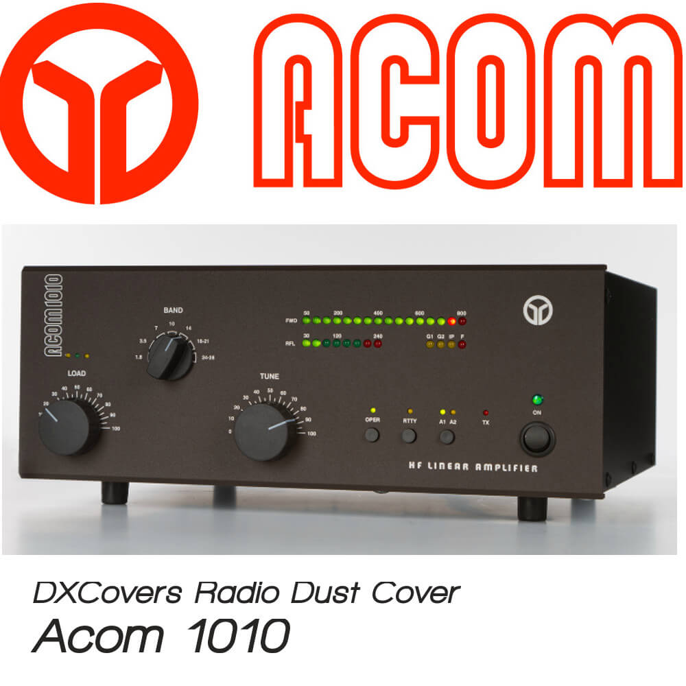 ACOM 1010 DX Covers