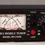 MFJ 945 HF/50Mhz Manual ATU LAMCO Barnsley
