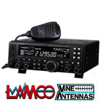 450D YAESU supplied by LAMCO Barnsley my favourite HAM store in the world 5 Doncaster Road Barnsley S70 1TH