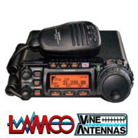 857D YAESU supplied by LAMCO Barnsley my favourite HAM store in the world 5 Doncaster Road Barnsley S70 1TH