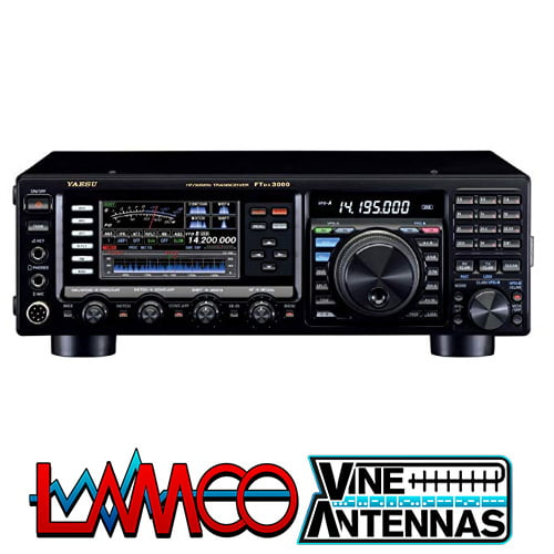 FT DX3000 YAESU supplied by LAMCO Barnsley my favourite HAM store in the world 5 Doncaster Road Barnsley S70 1TH