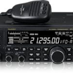 Yaesu FT 450D HF 50 Mhz All Mode 100 W Transceiver