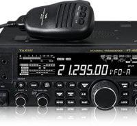 Yaesu FT 450D HF/50MHz Transeiver internal antenna tuner