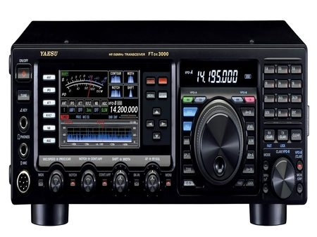 Yaesu FT DX 3000 hf-transceiver-lamco-barnsley-100watts
