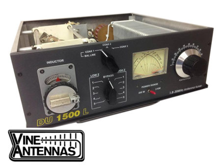 Vine Antenna DU-1500L 1.5Kw Antenna Tuner LAMCO Barnsley
