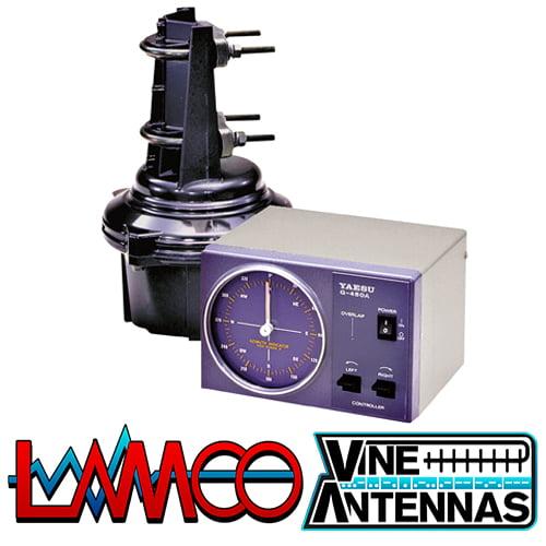 Yaesu G 450C | Rotator + 25M Cable | LAMCO Barnsley