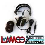 Kenwood HS-5 | Mono Headphones | LAMCO Barnsley