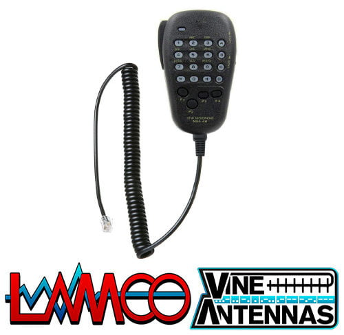 MH-48 Yaesu supplied by LAMCO Barnsley my favourite HAM store in the world 5 Doncaster Road Barnsley S70 1TH