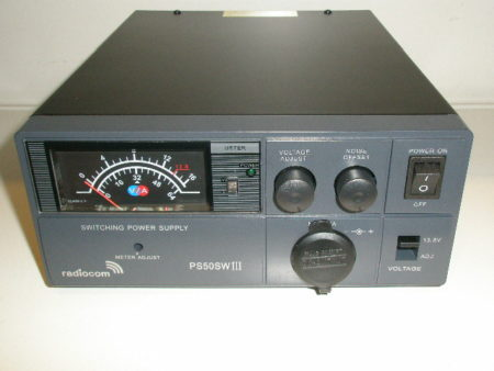 Radiocom PS-50 PSU LAMCO