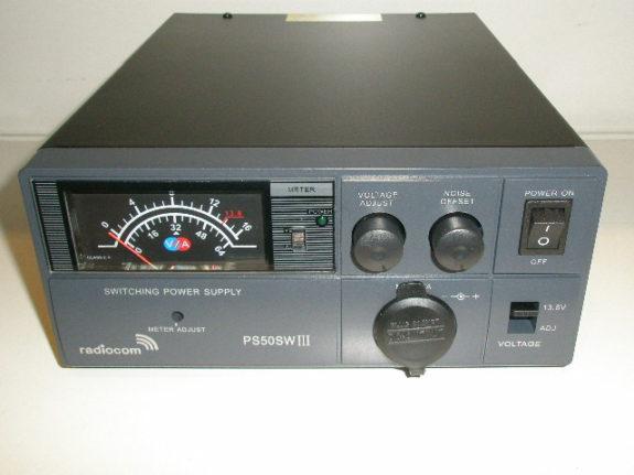 Radiocom PS-50 PSU LAMCO