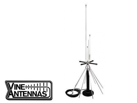Vine Antennas RST-DESKDISC