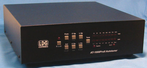 LDG AT-1000 Pro2 Automatic Antenna Tuner