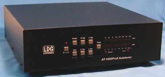 LDG AT-1000 Pro2 Automatic Antenna Tuner