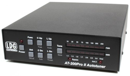 LDG AT-200 Pro 2 Automatic Antenna Tuner