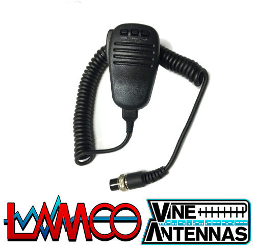 mh-31b8 Yaesu supplied by LAMCO Barnsley my favourite HAM store in the world 5 Doncaster Road Barnsley S70 1TH