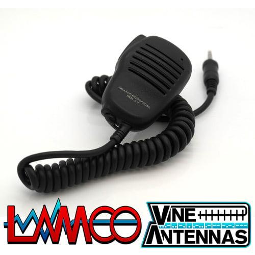 Yaesu MH-57A4B | Speaker Microphone | LAMCO Barnsley
