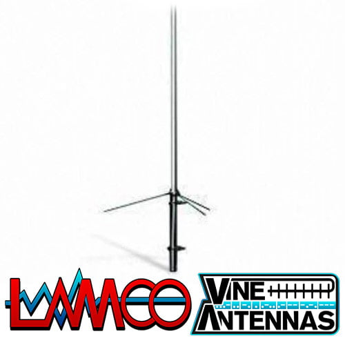 Diamond X-30N | VHF UHF Base Antenna | LAMCO Barnsley