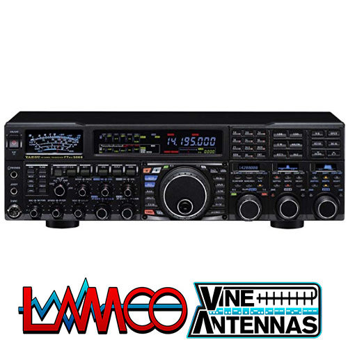 5000 MP LIMITED YAESU supplied by LAMCO Barnsley my favourite HAM store in the world 5 Doncaster Road Barnsley S70 1TH