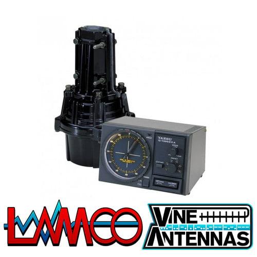 Yaesu G 1000DXC | Rotator + 25M Cable | LAMCO Barnsley