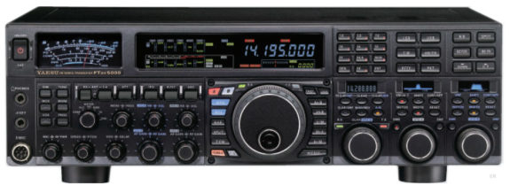 Yaesu FT DX5000 MP