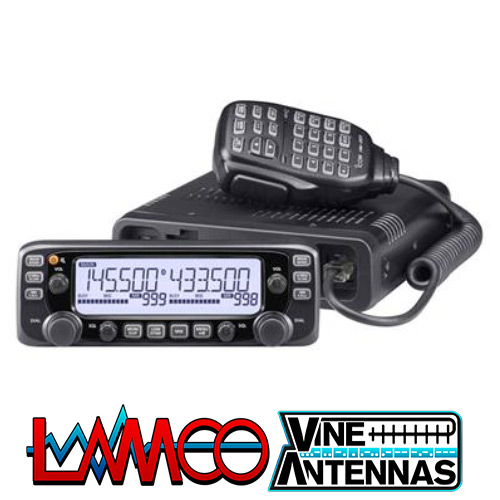 ICOM IC-2730D | VHF/UHF Dual Band Mobile Transceiver | LAMCO Barnsley