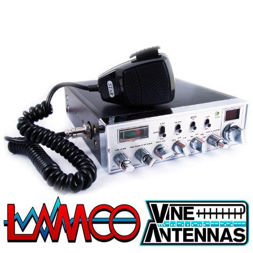 Superstar 3900 | 10m / 11m SSB/FM CB Transceiver | LAMCO Barnsley