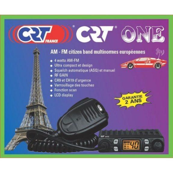 crt-one box