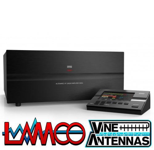 2000A ACOM supplied by LAMCO Barnsley my favourite HAM store in the world 5 Doncaster Road Barnsley S70 1TH