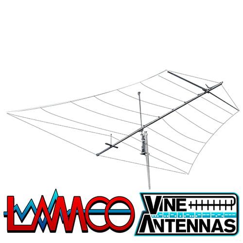 Prosistel PSTLPA2010 | Log Period HF Antenna | LAMCO Barnsley