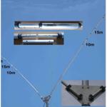 Prosistel PST1524TV V-Dipole Rotary Di-Pole (6-10-15-20-40m) LAMCO