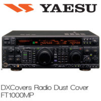 DX Covers Radio Cover FT 1000MP