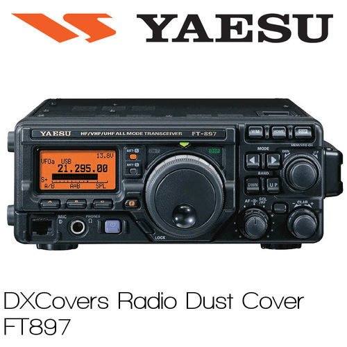 DX Covers FT 897