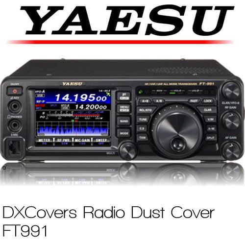 Dx Covers Yaesu FT 991