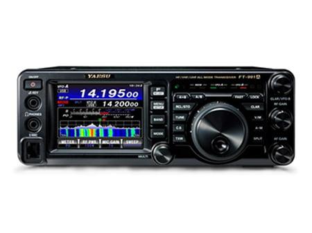 Yaesu FT 991 A HF 50 144 430 Mhz All Mode Transceiver