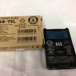 Kenwood KNB 75L Spare Lithium Ion Battery LAMCO Barnsley