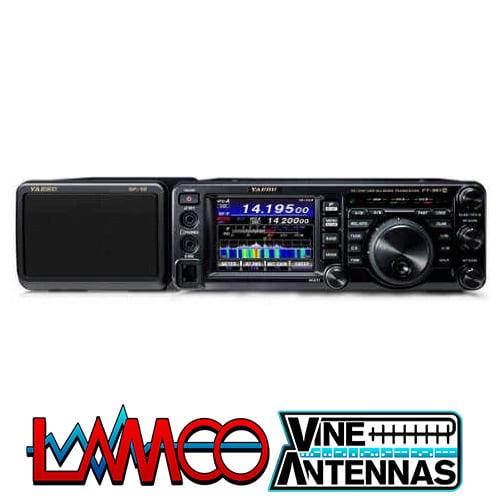 Yaesu FT 991A + SP-10 | Transceiver and Speaker Bundle Deal | LAMCO Barnsley