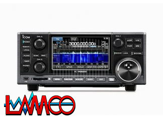 IC R 8600 by ICOM UK from LAMCO Barnsley 5 Doncaster Road S70 1TH