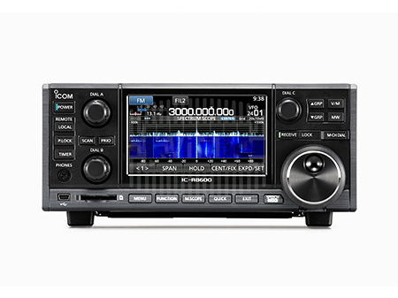 IC-R 8600