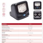 Komunica SX 20 LAMCO Barnsley  HF VHF SWR Power Meter